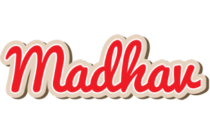 Madhav chocolate logo