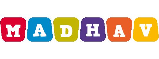 Madhav daycare logo