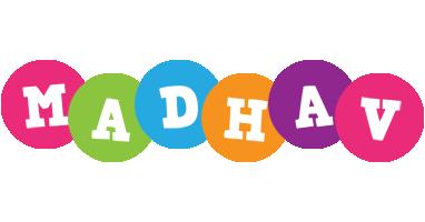 Madhav friends logo