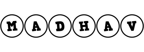 Madhav handy logo