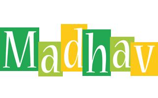 Madhav lemonade logo