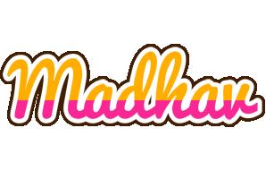 Madhav smoothie logo