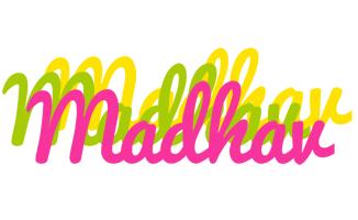 Madhav sweets logo