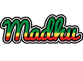 Madhu african logo