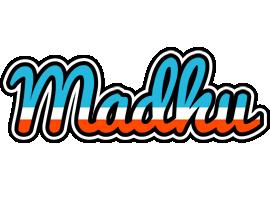 Madhu america logo