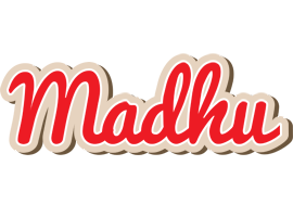 Madhu chocolate logo