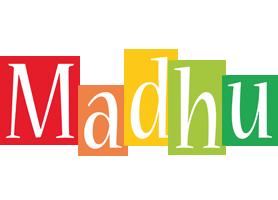 Madhu colors logo