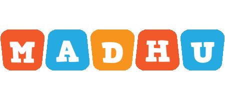 Madhu comics logo