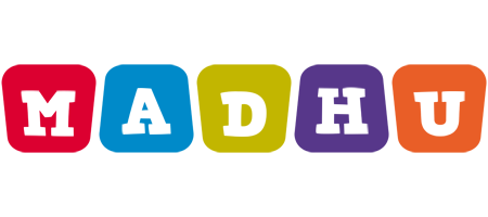 Madhu daycare logo