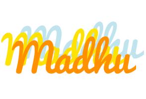 Madhu energy logo