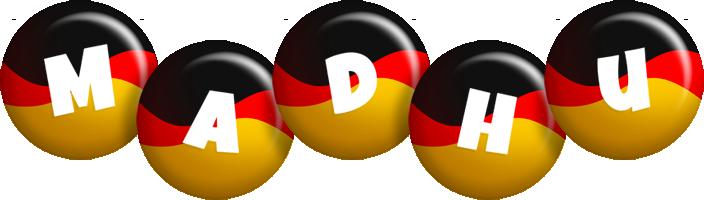 Madhu german logo