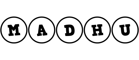 Madhu handy logo