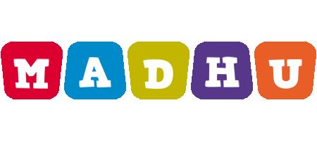 Madhu kiddo logo
