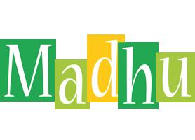 Madhu lemonade logo