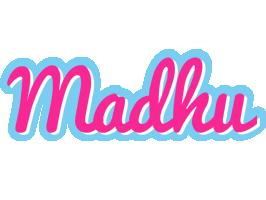 Madhu popstar logo