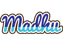 Madhu raining logo