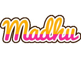 Madhu smoothie logo
