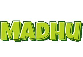 Madhu summer logo
