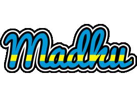 Madhu sweden logo