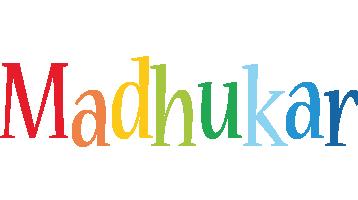 Madhukar birthday logo