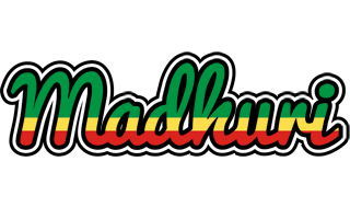 Madhuri african logo