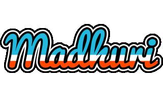 Madhuri america logo