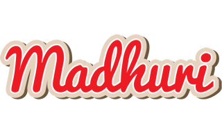 Madhuri chocolate logo