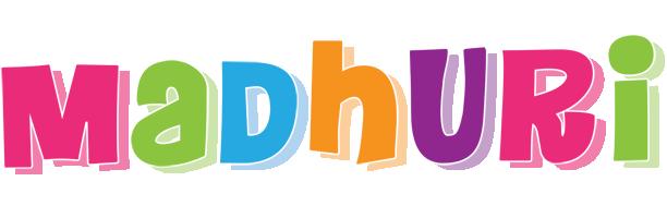 Madhuri friday logo