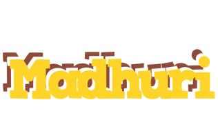 Madhuri hotcup logo