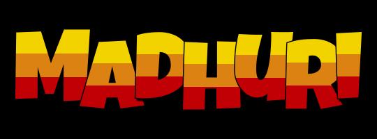 Madhuri jungle logo