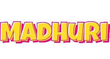 Madhuri kaboom logo