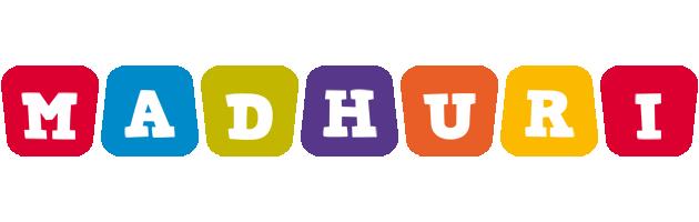 Madhuri kiddo logo