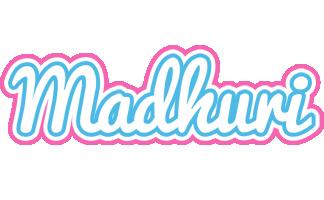Madhuri outdoors logo