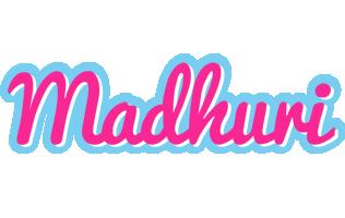 Madhuri popstar logo