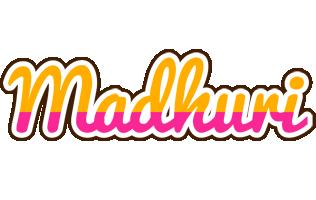 Madhuri smoothie logo