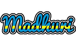 Madhuri sweden logo
