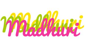 Madhuri sweets logo