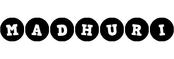 Madhuri tools logo