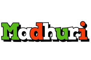 Madhuri venezia logo