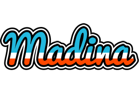 Madina america logo