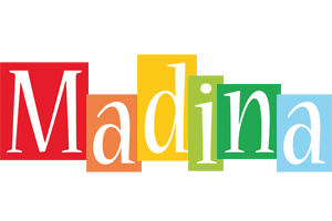 Madina colors logo