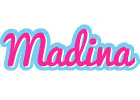 Madina popstar logo