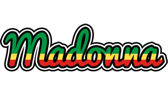 Madonna african logo