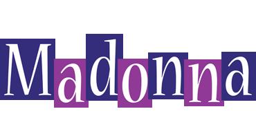 Madonna autumn logo