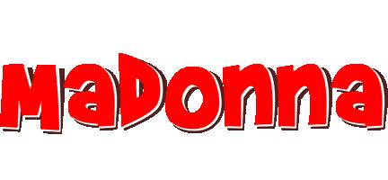 Madonna basket logo