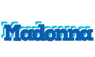 Madonna business logo