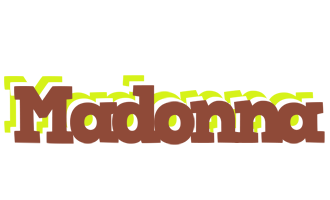 Madonna caffeebar logo