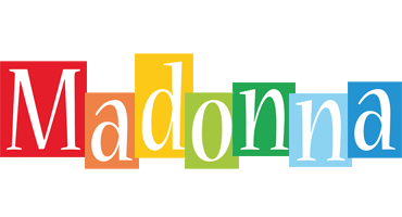 Madonna colors logo