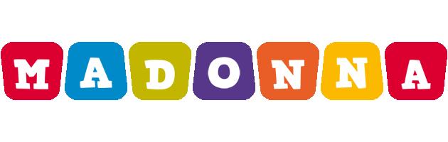 Madonna daycare logo