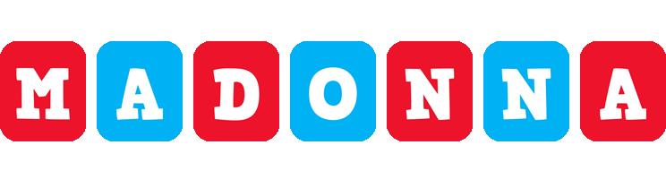 Madonna diesel logo